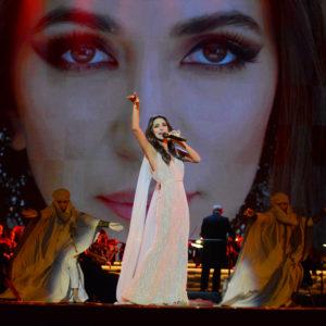 сольный концерт зары в кремле 2017