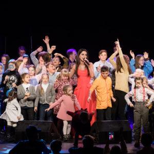 В Санкт-Петербурге состоялся второй благотворительный концерт в рамках программы «Ты уникален» под патронатом Зары