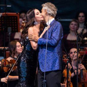 Зара и Андреа Бочелли